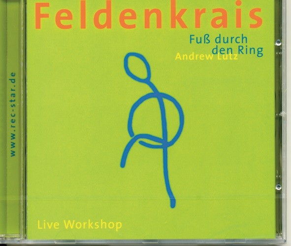 Lutz: Feldenkrais - Fuß durch den Ring - CD