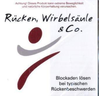 Rücken, Wirbelsäule & Co. Audio-CD