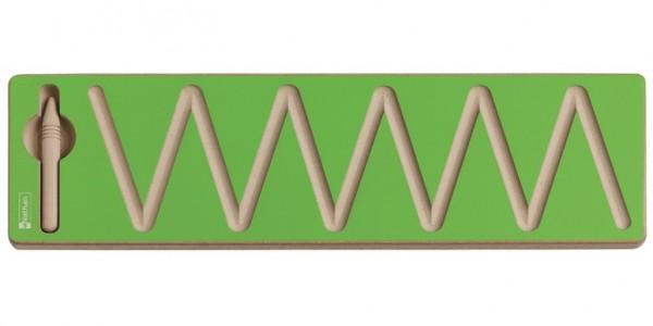 Schrägen - Musterschablone