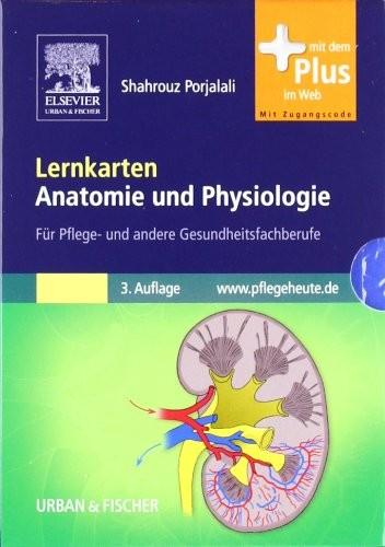 Porjalali/Shahrouz: Lernkarten Anatomie und Physiologie